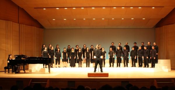 新潟混声合唱団第41回定期演奏会第3ステージ